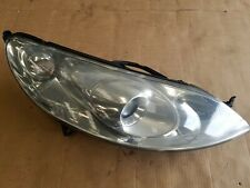04-10 PEUGEOT 407 COMPLETE O/S OFFSIDE DRIVER SIDE COMPLETE HEADLIGHT 9660236080