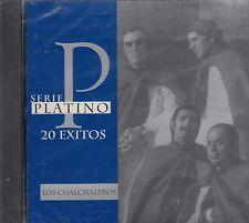 Los Chalchaleros Serie Platino 20 Exitos  CD New Sealed