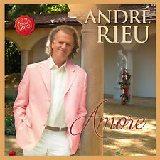 AMORE Andre Rieu Audio CD DVD Album Concert Classical Music 2 Discs 48 Songs