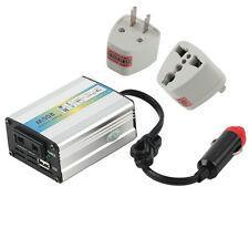 12V DC to AC 220V Car Auto Power Inverter Converter Adapter Adaptor 200W USB XP