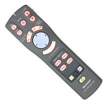 Sharp g1357ce Original lcd-projector Remote Control/Remote Control 631