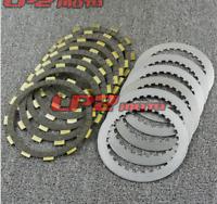 Clutch Friction Plates Discs Fits Suzuki VL800 VX800 VS800 VZ400 Boulevard 400