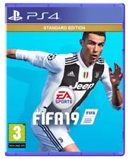 FIFA 19 PS4 ITALIANO MULTILINGUE PLAY STATION 4 GIOCO 2019 VIDEOGIOCO NUOVO SIR