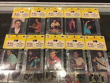 1960's PBA PRO BOWLING TENPIN 40 PHOTO COMPLETE SET MINT UNOPENED LOU SCALIA