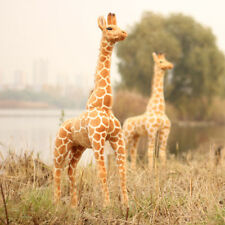 100CM Big Plush Giraffe Toy Doll Giant Large Stuffed Animals Soft Kid Cute Gifts