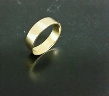 18k yellow solid gold engagement ring