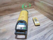 Topcon TP-L5G Green Beam LED Plumb Alignment Pipe Laser