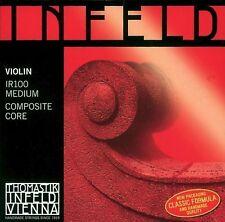Thomastik corde per violino INFELD ROSSE - Corde per violino 4/4