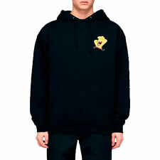 Hoody Spongebob Hand Santa Cruz Black Men
