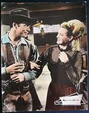 german lobby card  The Last Challenge / Duell der Gringos  G.Ford , A.Dickinson