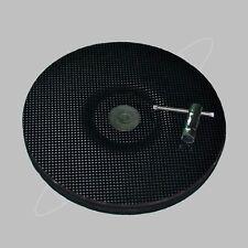 Schleifteller-Neoprenauflage für Einscheibenmaschine 521/Estrichschleifteller