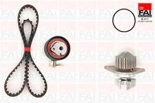 TIMING BELT KIT WITH WATER PUMP FOR CITROÃ‹N SAXO TBK145-6344 OEM QUALITY