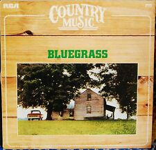VARIOUS – BLUEGRASS SERIE:COUNTRY MUSIC  LP N. 1823