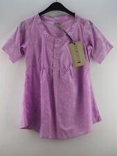 Damen Damenshirt Shirt T-Shirt NEU Kookai flieder Größe 34 XS