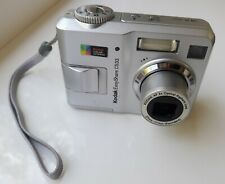 Kodak EasyShare C533 5.0MP Digital Camera-Silver,Tested,Memory card 2gb,AV Cable