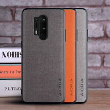 Case for Oneplus 8T 8 Pro Nord 5G Luxury Textile leather Skin phone case cover