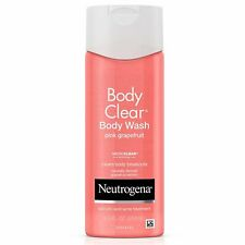 Neutrogena, Body Clear, Body Wash, Pink Grapefruit, 8.5 fl oz (250 ml) NEW