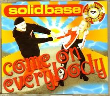 Solid Base - Come On Everybody - CDM - 2000 - Eurodance 6TR