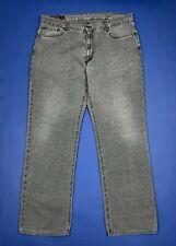 Marlboro classics pantalone uomo usato W40 L34 tg 54 gamba dritta lino T5458