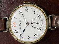 H.Moser&Cie vintage watch from war war 2