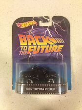 Hot Wheels 2013 Retro Entertainment 1987 Toyota Truck Back To The Future
