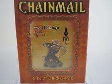 Dungeons & Dragons Chainmail Wood Elf Ranger Ravilla !