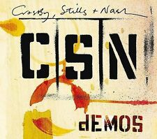 Demos by Crosby, Stills & Nash (CD, Jun-2009, Rhino (Label))