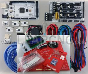 LearCNC RAMPS 1.4 Starter Plus Kit for RepRap Prusa Kossel Rostock 3D Printer