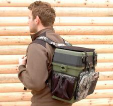 ROVING SEAT BOX COMPLETO CON BACK PACK SCHIENALE Sherpa conversione