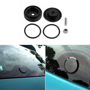 Aluminum Rear Wiper Plug Cap Kit Car Accessories For Ford Fiesta MK6 MK7