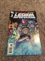 legion of super heroes lot mint condition