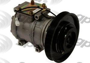 A/C Compressor-New Global 6511594 fits 90-93 Honda Accord 2.2L-L4