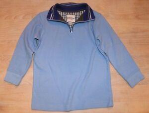Blue Kitestrings Long Sleeve Boys Pullover Sweater Size 5