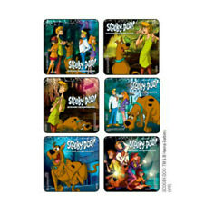 25 Scooby Doo Mystery Incorporated STICKERS Party Favors for Birthday Loot Bags