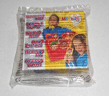 INDOVINA CHI ? Gadget Happy Meal MCDONALD'S Nuovo 2008 Guess Who sigillato