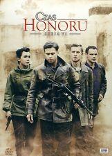CZAS HONORU sezon 6 - BOX - 4 DVD - Polen,Polska,Polnisch,Polonia,Poland,Polish