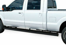 "2017 to 2019 Ford F-250 Luverne Grip Step 7"" Running Boards Black  415125-401728"