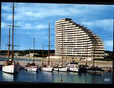 """VILLENEUVE-LOUBET (06) HOTEL , RESIDENCE """"LE LAGON"""" & PORT de PLAISANCE"""