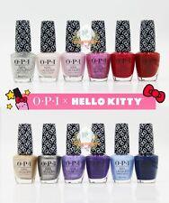 OPI Hello Kitty Collection Holiday 2019 Nail Polish 12 pcs (No Display)
