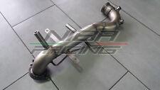 DOWNPIPE INOX TUBO RIMOZIONE DPF JEEP RENEGADE 5I EMEA ROW 2.0 MJET 140CV EURO6