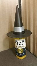 Corona Extra Blow Up Hanging Witch's Hat