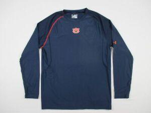 Auburn Tigers Under Armour Long Sleeve Shirt Men's New 3X Large