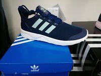 Womens Adidas ZX Flux ADV Verve Trainers Uk 6 New /ADI0371