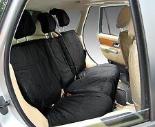 Range Rover L405 Rear Manual Inka Tailored Waterproof Seat Covers Beige MY12-16