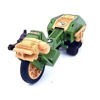 Vintage Hasbro GI Joe 1986 Low Crawl Vehicle L.C.V. Recon Sled For Parts