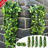 Artificial Ivy Leaf Vine Fake Foliage Green Hanging Garland Plant Wedding 198CM