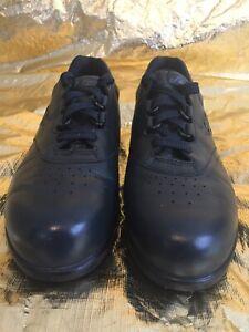 SAS Freetime Navy Blue Genuine Leather Upper Women's Size 8.5 S New WB