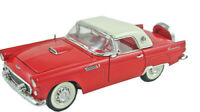 WIX 50th Anniversary Die-cast Collectible 1956 Ford Thunderbird - 1:24 - Red