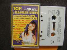 K7 Audio TOP F.GRAY ET D.BARBELIVIEN Par New Group Et Ses Chanteurs / N 113
