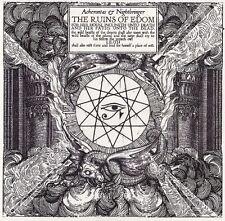 Acherontas/Nightbringer - The Ruins of Edom (Gre/USA), Digipack CD